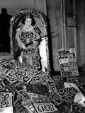 WWII U.S. Recycling Program Photographic Print by Sam Myers