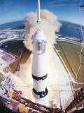 Apollo 15 Launcher 1971 Photographic Print