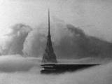 Chrysler Building Fotografie-Druck von Dave Pickoff