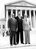U.S. Court Desegregation Ruling Papier Photo par  Associated Press