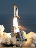 Space Shuttle Photographic Print by Chris O'Meara