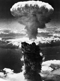 WWII Japan Nagasaki 1945 Photographic Print by  Anonymous