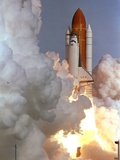 USA Space Shuttle Photographic Print by Terry Renna