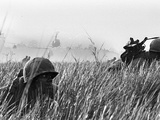 Vietnam War War Zone C Photographic Print by Associated Press