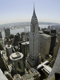 Chrysler Building Photographie par Adam Rountree