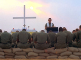 Chaplain Service Photographic Print by Associated Press