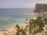 Travel Trip Hawaii Hotel Deals Photographic Print by Marco Garcia