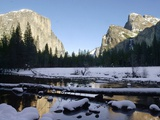 Yosemite Parking Photographic Print by Paul Sakuma