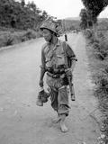 Korean War ROK Photographic Print by  Associated Press