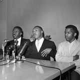 Martin Luther King Jr Montgomery 1961 Photographic Print