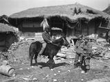 Korean War, 1950-1953 Photographic Print by James Martenhoff