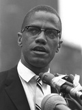 Malcolm X Reproduction photographique par  Associated Press
