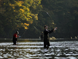 Salmon River Photographic Print by Heather Ainsworth