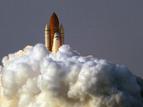 APTOPIX Space Shuttle Photographic Print by Alan Diaz