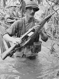 Vietnam War 1965 Photographic Print by Horst Faas