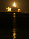 Space Shuttle Photographic Print by Jeff Roberson