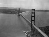 Golden Gate Bridge Photographic Print by  Anonymous