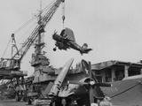 Korean War Ships Photographic Print by David Smith
