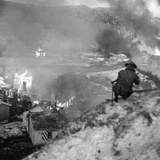 WWII British Operation Archery Photographic Print