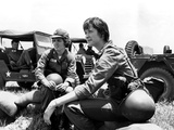 Vietnam War U.S. Nurses Photographic Print by  Associated Press