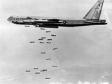 Vietnam B-52 Bombings Photographic Print by  Associated Press