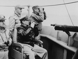 Korean War MacArthur 1950 Photographic Print by  Associated Press
