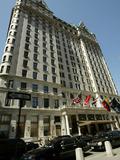 Plaza Hotel Settlement Photographic Print by Kathy Willens