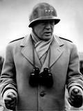Lt. Gen. Patton Reproduction photographique