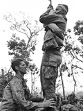 Vietnam US Troops 1966 Photographic Print by  Anonymous