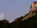 Mount Rushmore Cleaning Photographic Print by Charlie Riedel