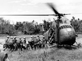 Vietnam War U.S. Photographic Print