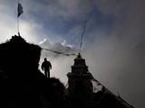 APTOPIX Nepal Himalaya Photographic Print by Kevin Frayer