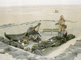 Operation Desert Shield Photographic Print by  Mikami