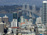 San Francisco Skyline Photographic Print by Marcio Jose Sanchez