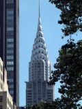 Chrysler Building Photographic Print by Richard Drew