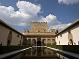 Spanien Alhambra Photographic Print by Victor R. Caivano