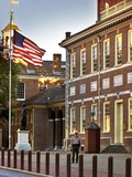 Philadelphia Independence Hall Photographic Print by Rusty Kennedy