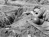 Korean War Photographic Print by Charles P. Gorry