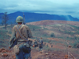 Vietnam War 1968 Photographic Print by Richard Merron