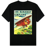 The Runaway Airplane Shirts