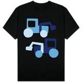 Blue Tractors T-Shirt