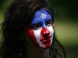 APTOPIX Puerto Rico Occupy Photographic Print by Ricardo Arduengo
