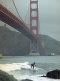 Golden Gate 1991 Photographic Print by Eric Risberg
