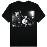 On Stage. Art Garfunkel and Paul Simon at Wembley. June 1982 T-shirts