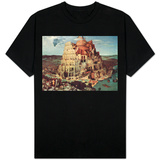 Tower of Babel T-shirts