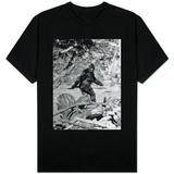 Angebliches Foto von Bigfoot T-Shirts