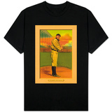 Ty Cobb, 1911 (T3) Turkey Red Cabinets Trading Card T-shirts