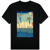 Irises at Horikiri - T-shirt