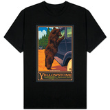 Don&#39;t Feed the Bears, Yellowstone National Park, Wyoming T-Shirt