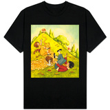 Jack and Jill Nursery Rhyme T-Shirt